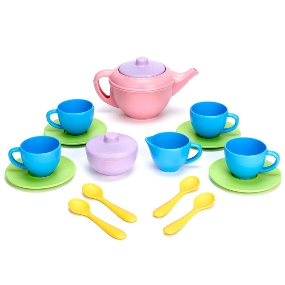 Green Toys – Theeset – Pink