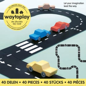 Flexible Road – King of the Road – 40 pieces