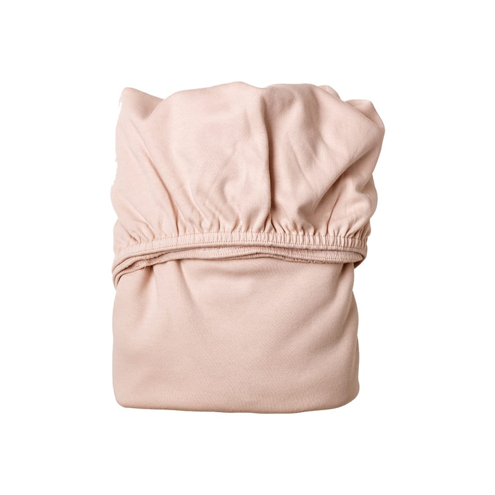 Sheet for Classic Baby Cradle Organic – Soft Pink (2pcs)