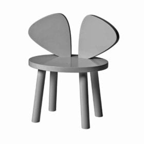 Nofred – Mouse Chair – Grey