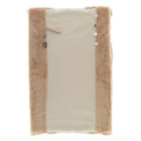 Changing Mat Cover – Happy Dressing – Milky Rust (Organic)