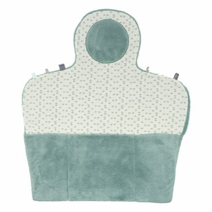 Compact Changing Mat - Easy Changing - Gray mist
