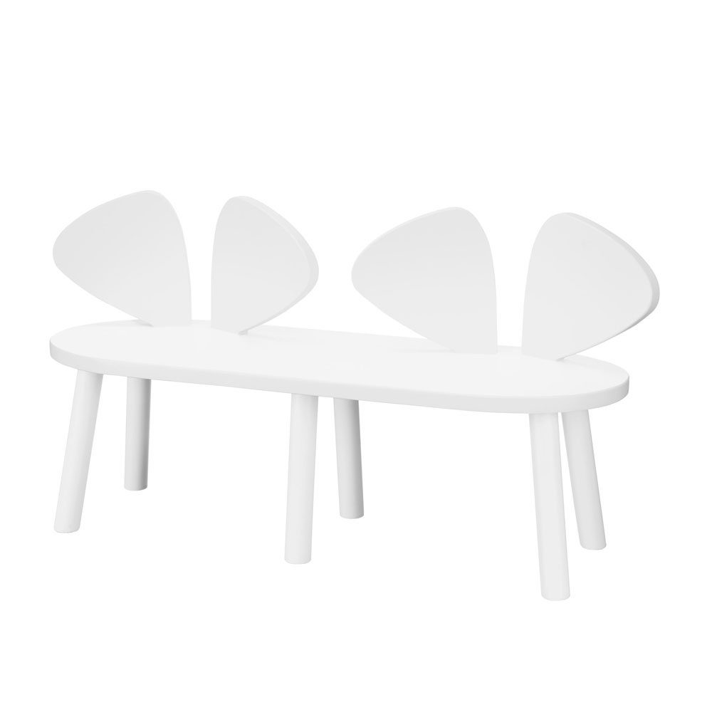 NOFRED – Mouse Bench white