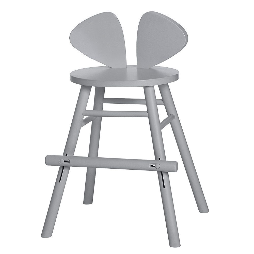 NOFRED – Mouse Chair junior grey