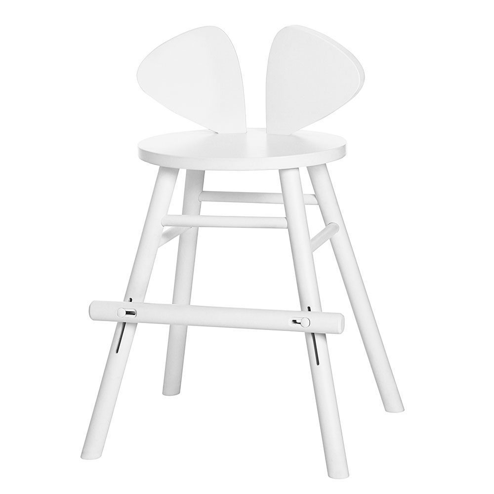 NOFRED – Mouse Chair junior white